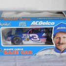 ACTION #3 DALE EARNHARDT ACDELCO DEALER VERISON 1996 MONTE CARLO 1:25 SCALE NEW