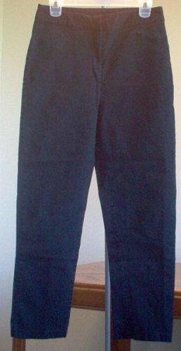excellent condition Fashion Bug size 14 black slim pants stretch