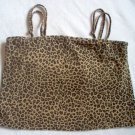 AVON INTIMATES leopard tube tank top size XL stretch in excellent condition