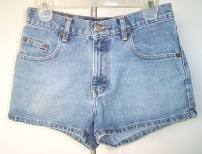 LIKE NEW light wash jean shorts size sz 4 LIMITED JEANS