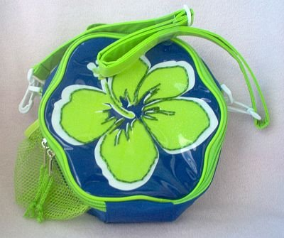 NWT Circo insulated bag flower green decorated brand new