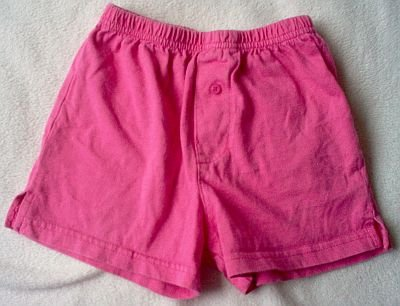 Wonder Kids size 3T pink elastic waisted shorts in excellent condition