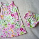 Circo 6 months adorable sundress bloomer set like new