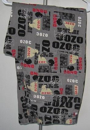 OZOC Fashion Source gray jeans funky 31 inch waist urban