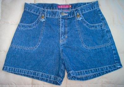 LIKE NEW SO.. So Real So Right jean shorts size 12 1 2