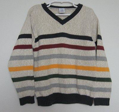 GYMBOREE Ahead of the Class size XL 6 yrs sweater like new