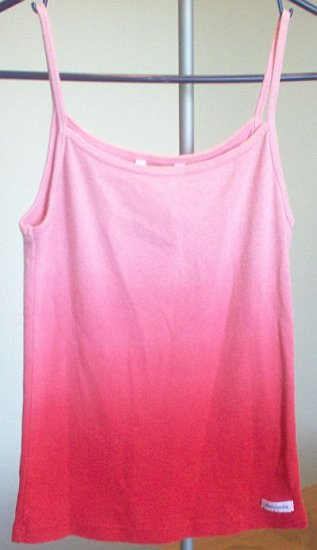 pink dark pink size small Abercrombie tank CUTE excellent condition