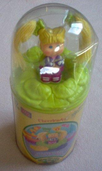 brand new Mega Bloks Cheerleader Cabbage Patch NIB 17 pcs NIP