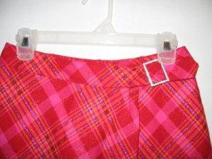 Gorgeous glittery Limited Too skort skirt size 3 jr 3JR like new