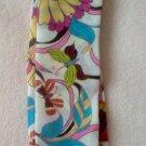 brand new SCUNCI floral retro hippie hair scarf headwrap 44 inches NWT