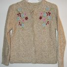 New Faded Glory Acrylic Cardigan sz 5T