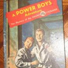 vintage 1964 Power Boys Mystery of Haunted Skyscraper