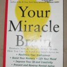 Jean Carper Your Miracle Brain 2000 softcover good condition