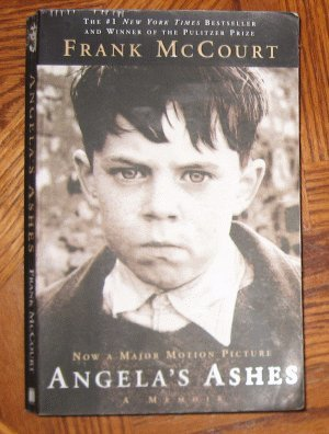 Angela's Ashes by Frank McCourt paperback book excellent condition