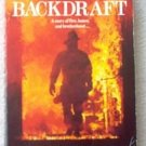 Book: Backdraft by Kirk Mitchell based on the movie