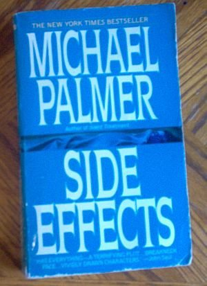 Book: Side Effects by Michael Palmer good condition