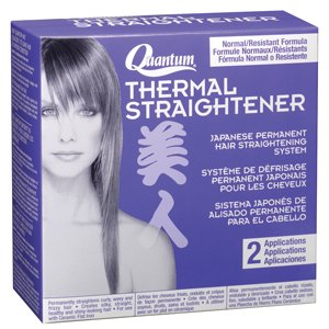 Quantum Thermal Straightener Normal/Resistant Formula