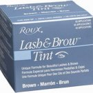 Roux Lash and Brow Tint **40 applications** BROWN