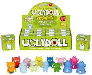 Uglydoll Action Figure Minis - Single Blind Box