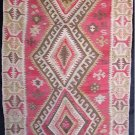 Beautiful Antique Kilim from Taurus Mountains, Anatolia