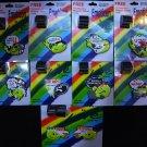 Wholesale 6 Set of Emoticonislive 3-D emoticon Magnets