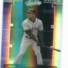 2005 Playoff Absolute Spectrum Carl Crawford #D To / 100 Tampa Bay Rays