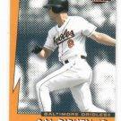 1999 Pacific Invincible Cal Ripken Jr. Baltimore Orioles Insert Card