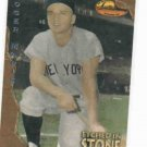 1994 Ted Williams Card Co. Roger Maris Etched In Stone Rare Insert New York Yankees