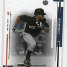 2004 Donruss Threads Jose Reyes #D /100 New York Mets