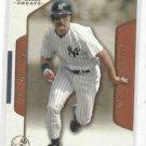 2003 Fleer Flair Greats Don Mattingly New York Yankees Baseball Card