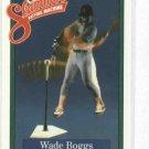 ODDBALL Legend Sporting Goods Wade Boggs Slammer Batting Machine Baseball Card RARE Boston Red Sox