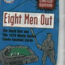 1988 Pacific Eight Men Out Baseball Cards Wax Pack
