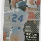 1992 Front Row Club House Series Ken Griffey Jr. PROMO Seattle Mariners Baseball Card Oddball