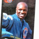 2002 Topps Chrome Black Eric Young Chicago Cubs  #D7 /50 Refractor