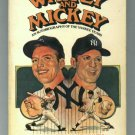 1977 Whitey And Mickey Paberback Book Ford Mantle
