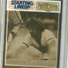 1989 Kenner Starting Lineup Pete Rose Cincinnati Reds Baseball Card Oddball