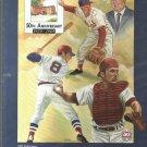 1989 Baseball Hall Of Fame Yearbook Johnny Bench Carl Yastrzemski