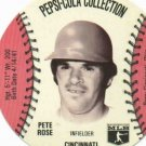 1977 Pepsi Baseball Disc Pete Rose Cincinnati Reds