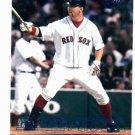 2005 Leaf Press Proof Trot Nixon #d / 75 Boston Red Sox