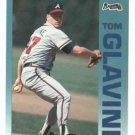 1992 Fleer Citgo 7-11 The Performer Collection Tom Glavine Oddball Atlanta Braves
