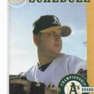 2006 Oakland A's Pocket Schedule