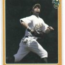 2006 Oakland A's Stadium Give Away Nick Swisher Baseball Card Oddball