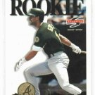 1995 Score Summit Edition Jason Giambi Rookie Oakland A's