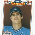 1984 Topps 1983 All Star Game Dale Murphy Atlanta Braves