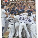 2009 Chicago Cubs Pocket Schedule