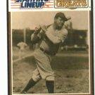 1989 Kenner Starting Lineup Baseball Greats Babe Ruth New York Yankees