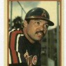 1985 Circle K  Topps Home Run Kings Reggie Jackson Angels Yankees A's Oddbball