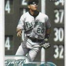 2003 Donruss The Rookies Miguel Cabrera Marlins Tigers