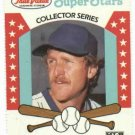 1986 True Value Super Stars Robin Yount Milwaukee Brewers Oddball