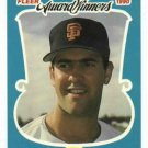 1990 Fleer Award Winners Will Clark Oddball San Francisco Giants